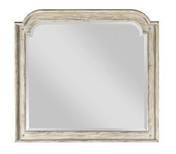 Kincaid Weatherford-Cornsilk Collection Westland Mirror-75-118