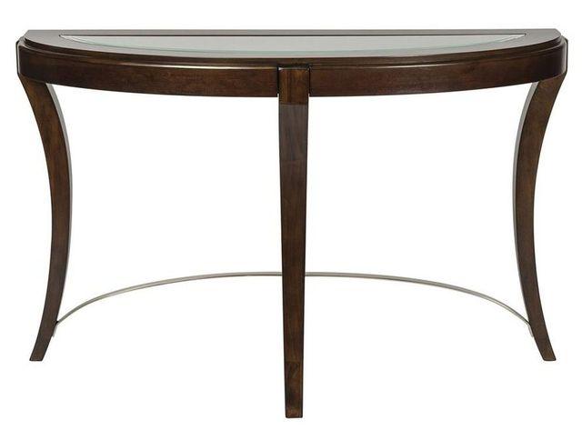 Liberty Furniture Avalon Dark Truffle Sofa Table-505-OT2030