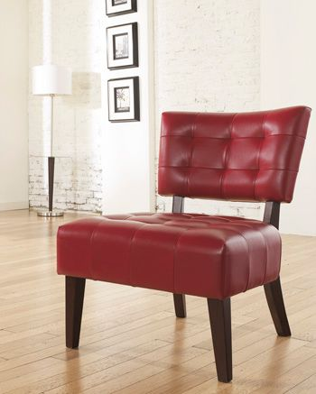 Signature Design by Ashley® Showood Scarlet Accent Chair-7540260