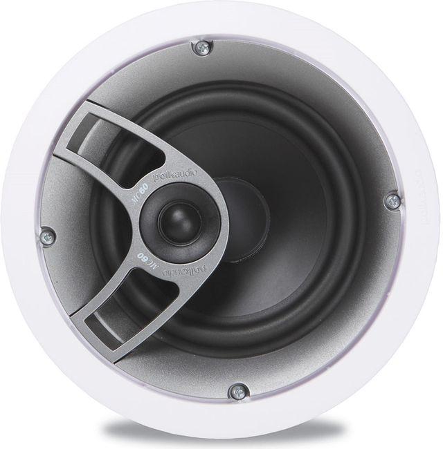 "Polk Audio® MC Series MC60 White 6.5"" In-Ceiling Speaker-AW0560"