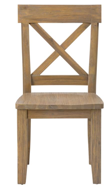 Jofran Inc. Boulder Ridge Side Chair-757-611KD