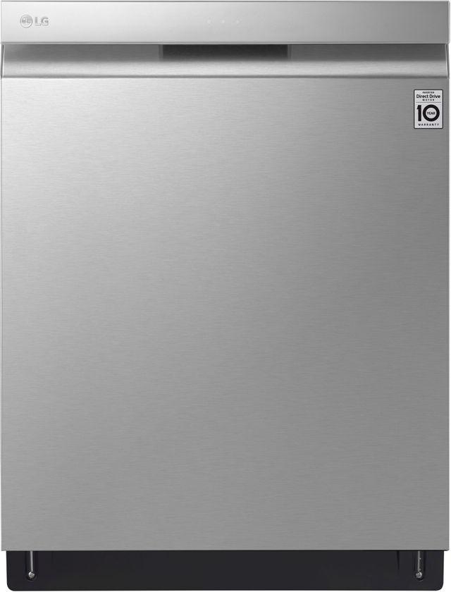 "LG 24"" PrintProof™ Stainless Steel Built In Dishwasher-LDP7808SS"