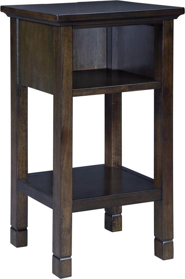 Signature Design by Ashley® Marnville Dark Brown Accent Table-A4000089