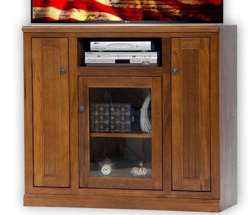 American Heartland Poplar Tall TV Stand-75848