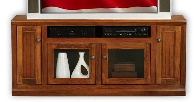 American Heartland Poplar TV Stand-75866