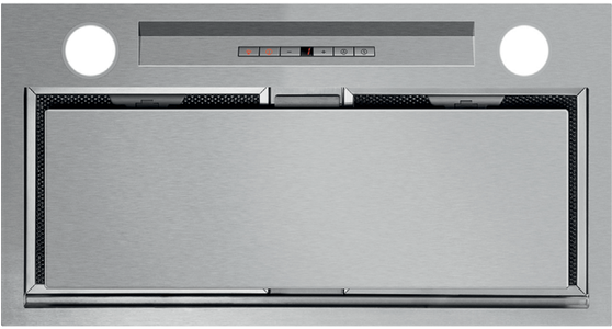 "Fisher & Paykel 24"" Stainless Steel Insert Range Hood-HP24ILTX1"