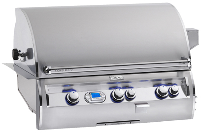 Fire Magic® Echelon Diamond Collection Built In Grill-Stainless Steel-E790i-4E1P