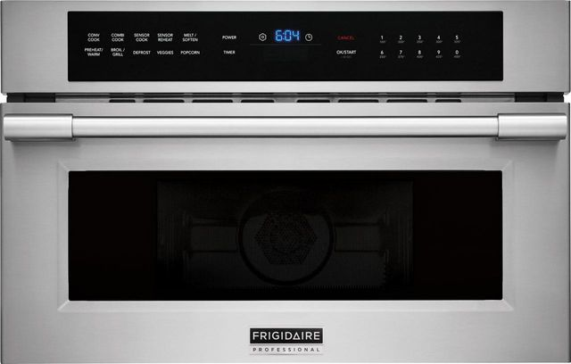 Frigidaire Professional® 1.6 Cu. Ft. Stainless Steel Built In Microwave-FPMO3077TF