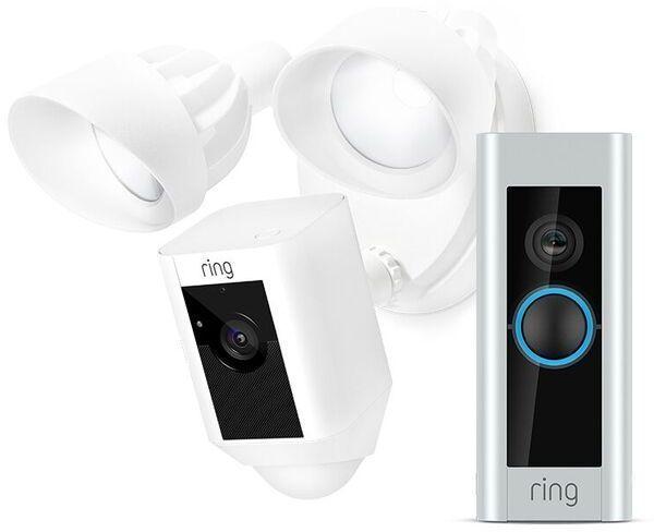 Ring White Starter Pro Kit-4139785191455