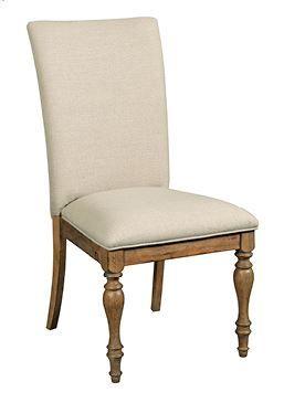 Kincaid Weatherford-Heather Collection Tasman Upholstered Chair-76-065