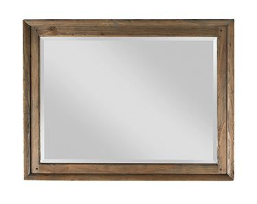Kincaid Weatherford-Heather Collection Landscape Mirror-76-114
