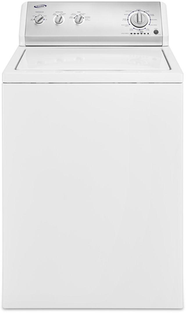 Crosley® 3.8 Cu. Ft. White Top Load Washer-CAW38125HW