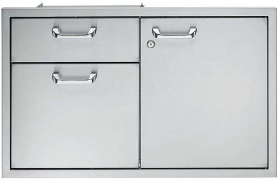 """Lynx Professional 42"""" Door Drawer Accessory-Stainless Steel-LSA42"""