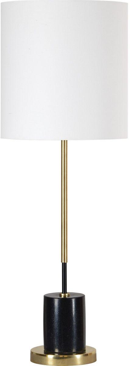 Renwil® Dunson Antique Satin Brass Table Lamp-LPT1023