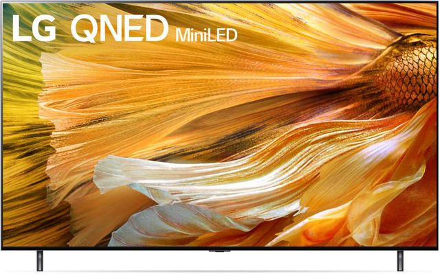 """LG 90 Series 65"""" QNED MiniLED 4K Smart TV-65QNED90UPA"""