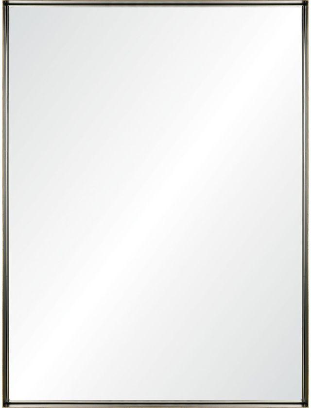 Miroir mural Yaelle, noir, Renwil®-MT2319