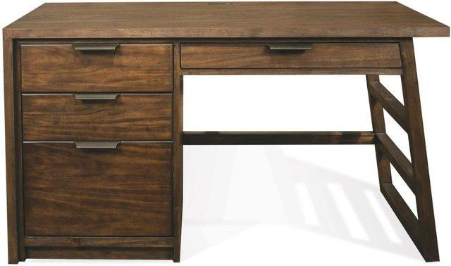 Riverside Furniture Perspectives Single Pedestal Desk-28030
