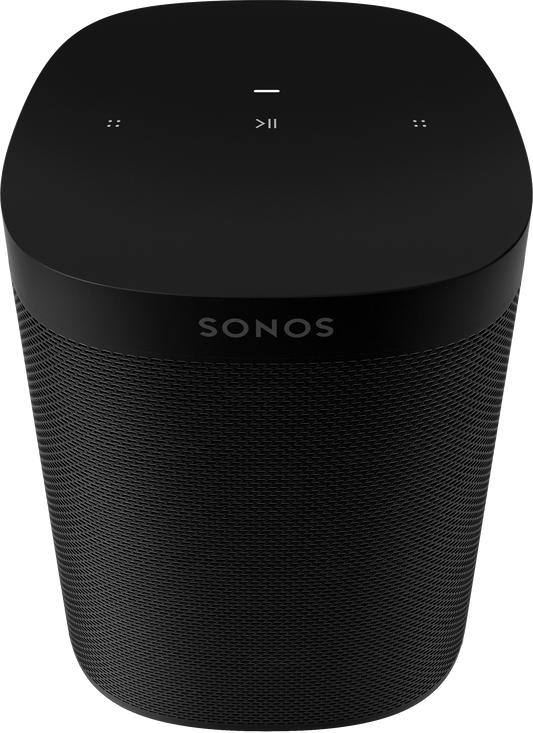 Sonos One SL Black Speaker-ONESLBLK
