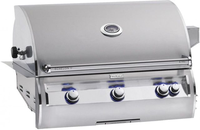 Fire Magic® Echelon Diamond Collection A Series Built In Grill-Stainless Steel-E790i-4EAN