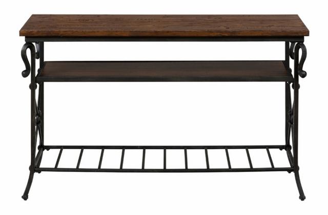 Jofran Inc. Rutledge Pine Sofa Table-772-4