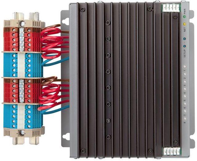 Crestron® 8 Channel Universal Dimmer Module-CLXI-2DIMU8