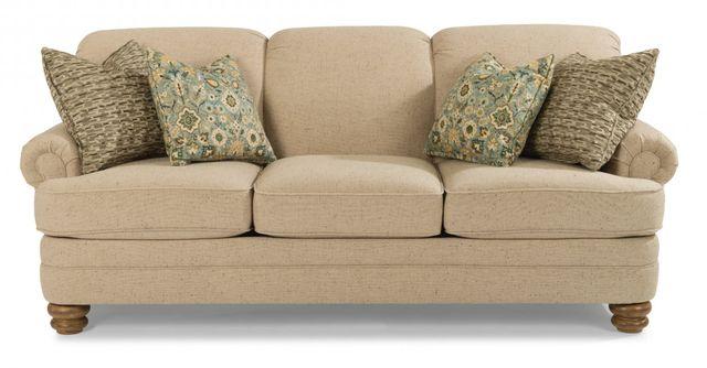 Flexsteel® Bay Bridge Fabric Sofa-7790-31