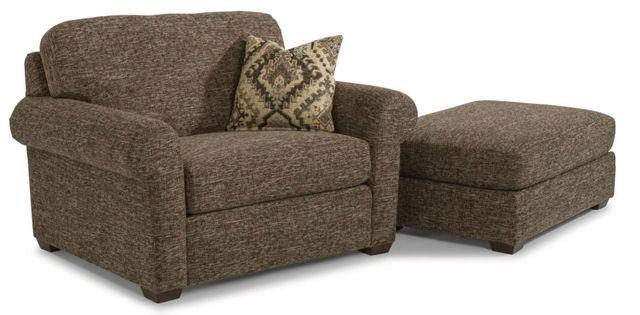 Flexsteel® Randall Fabric Chair-7100-10