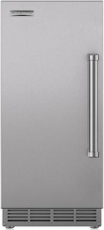 "Sub-Zero® 15"" Outdoor Ice Maker-Panel Ready-UC-15IO"