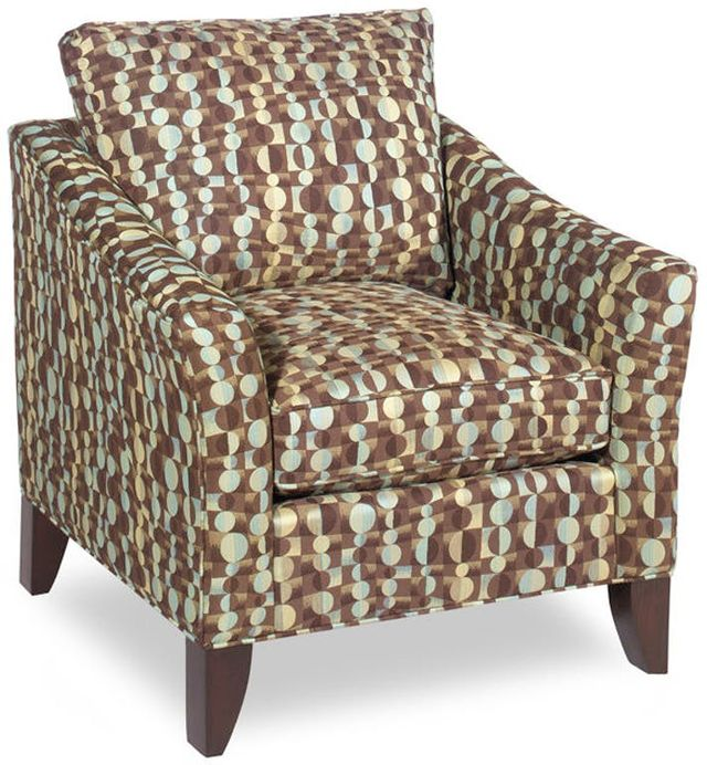Craftmaster Affordable Fun Living Room Chair-0215