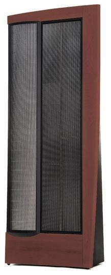 Martin Logan® Reserve ESL Series Floor Standing Speakers-Dark Cherry-CLX ART-DC