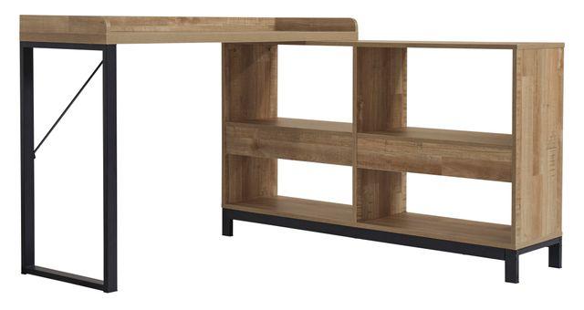 Signature Design by Ashley® Gerdanet L-Shape Home Office Desk-H320-24