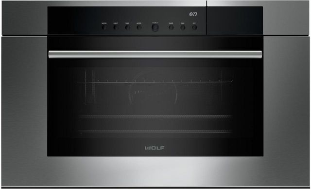 """Wolf® M Series 30"""" Transitional Stainless Steel Electric Single Oven Built In-CSO30TM/S/TH"""