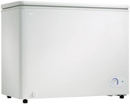 Danby® 7.2 Cu. Ft. White Chest Freezer-DCF072A3WDB