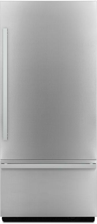 "JennAir® NOIR™ 36"" Fully Integrated Built-In Bottom-Freezer Refrigerator Panel-Kit-JBBFR36NHM"