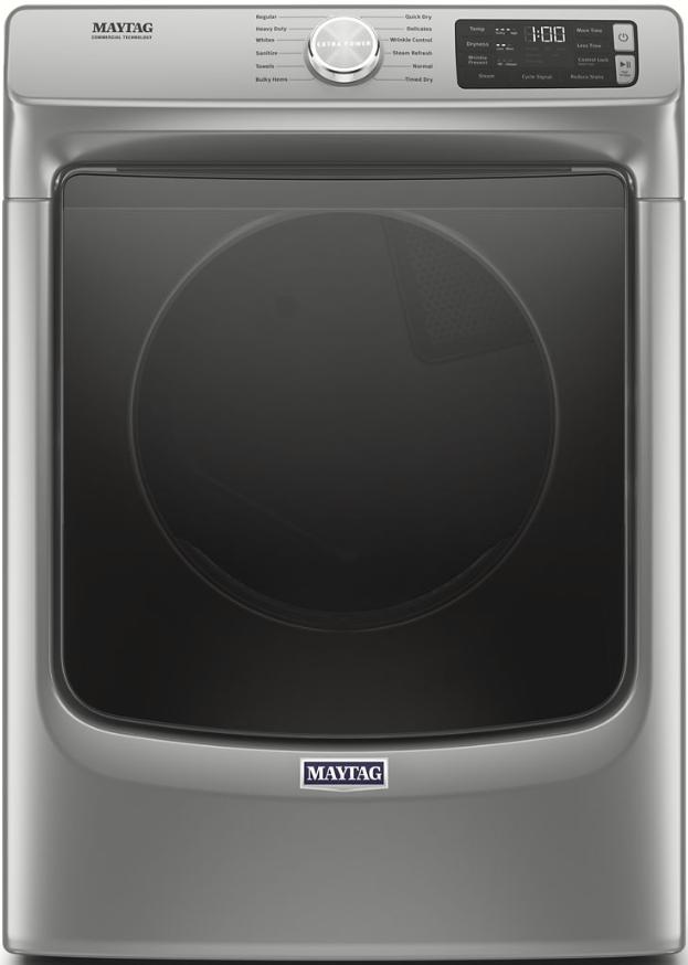 Maytag® 7.3 Cu. Ft. Metallic Slate Electric Dryer-MED6630HC