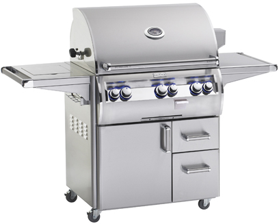 Fire Magic® Echelon Diamond Collection A Series Portable Grill-Stainless Steel-E660s-4EAN-62