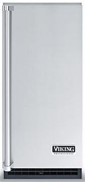 Viking® 26 Lbs. Nugget Ice Machine-Stainless Steel-FGNI515