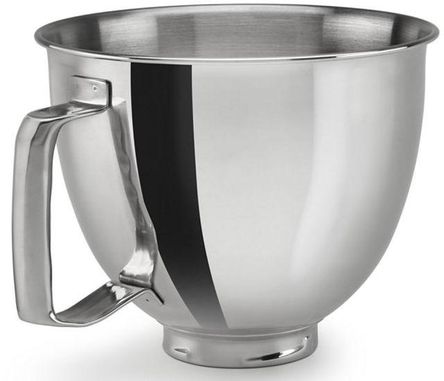 KitchenAid® 3.3 Liter Polished Stainless Steel Bowl-KSM35SSFP