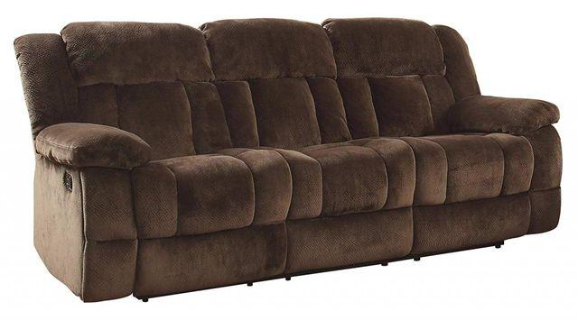 Laurelton Double Reclining Sofa-9636-3