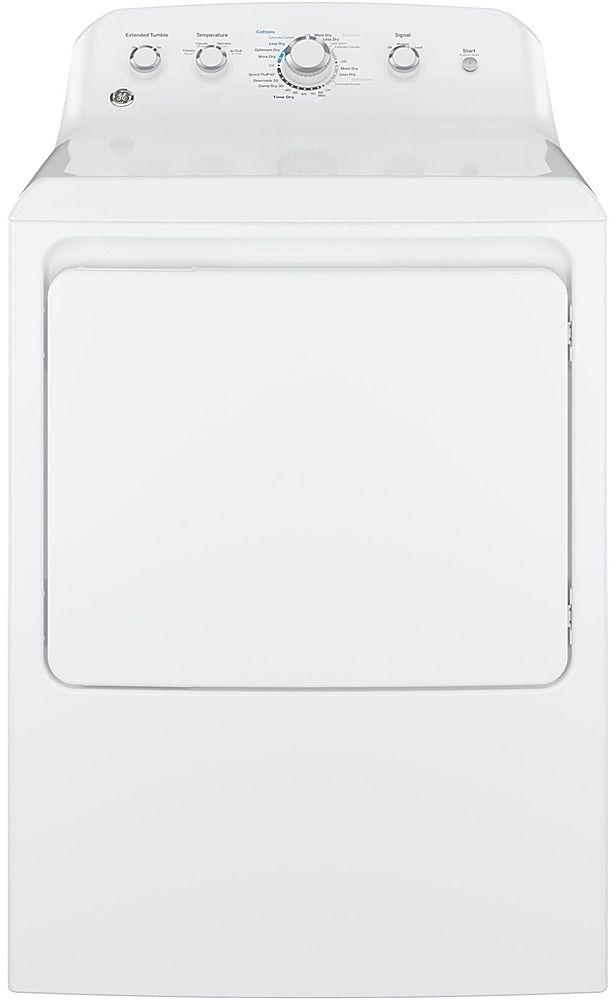 GE® Electric Dryer-White-GTX42EASJWW