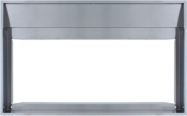 Revêtement de hotte de cuisine de 60 po Zephyr® - Acier inoxydable-AK0860AS