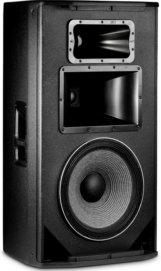 JBL® SRX835P 2-Way Self-Powered PA Speaker-SRX835P