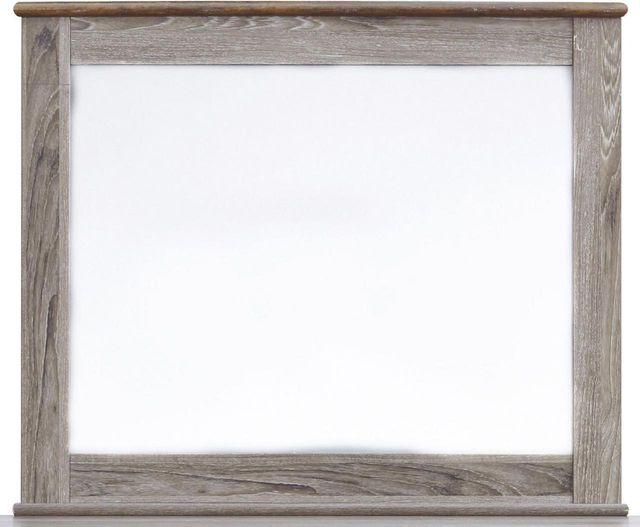 Signature Design by Ashley® Zelen Warm Gray Bedroom Mirror-B248-36