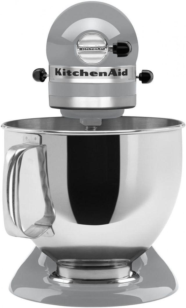KitchenAid® Artisan® Series Metallic Chrome Stand Mixer-KSM150PSMC