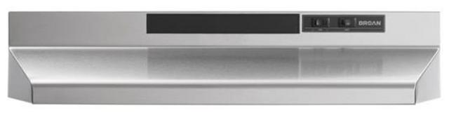 "Broan® 30"" Stainless Steel Under Cabinet Range Hood-BU230SS"