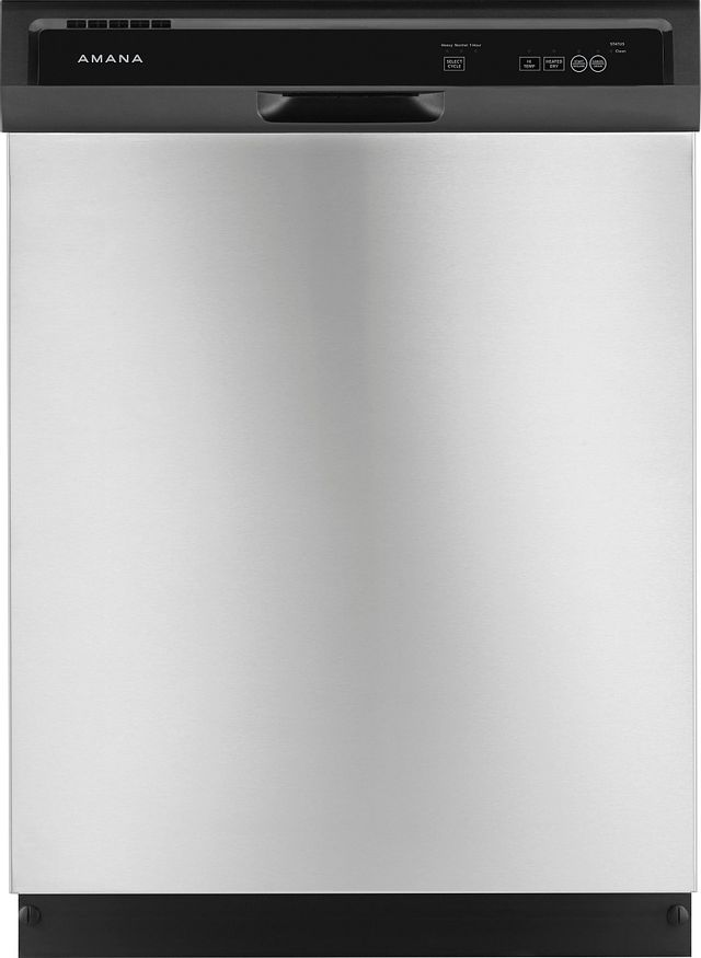 """Amana® 24"""" Stainless Steel Built In Dishwasher-ADB1400AGS"""