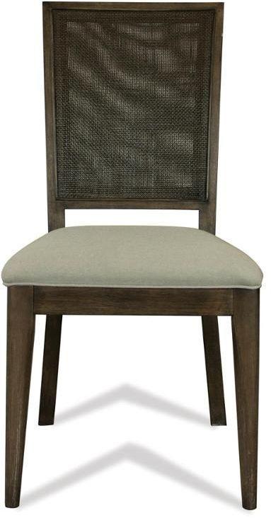 Riverside Furniture Joelle Woven Side Chair-63058
