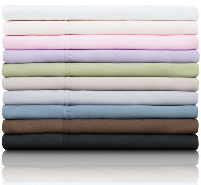 Malouf® Sleep Woven™ Brushed Microfiber Lilac King Pillowcase-MA90KKLIPC