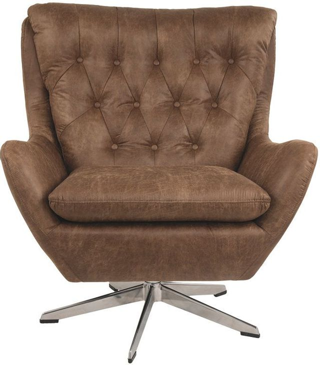 Signature Design By Ashley® Velburg Brown Accent Chair-A3000052