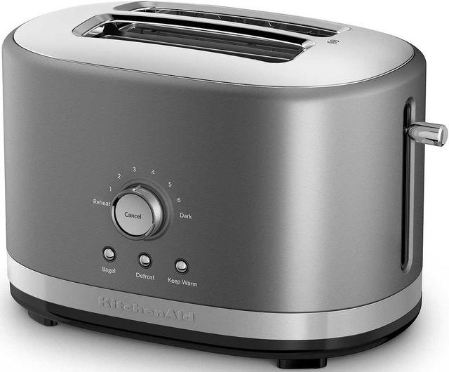 KitchenAid® Contour Silver Toaster-KMT2116CU